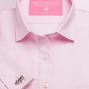 Pink Royal Twill Women's Shirt Available in Six Styles