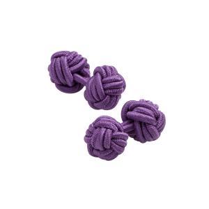 Lilac Silk Knots