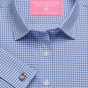 Sky Chelsea Check Twill Women's Shirt Available in Six Styles