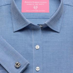 Navy Royal Oxford Women's Shirt Available in Six Styles