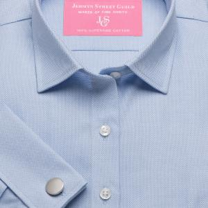 Sky Royal Oxford Women's Shirt Available in Six Styles