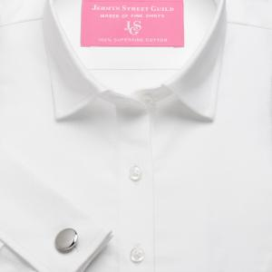 White Hyde Park Oxford Women's Shirt Available in Six Styles