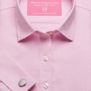 Pink Royal Oxford Women's Shirt Available in Six Styles