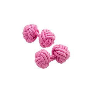 Pink Silk Knots
