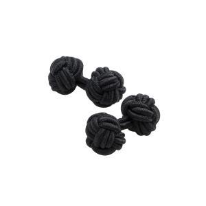 Black Silk Knots